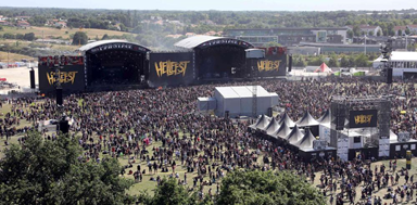 hellfest source photo AFP journal sud ouest